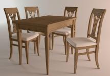 Albero стол 2