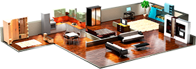 Корпусная мебель от производителя в Краснодаре